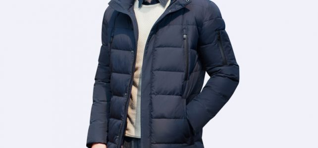 ICEbear 2017 New Clothing Jackets Business Long Thick Winter Coat Men Solid Parka Fashion Overcoat Outerwear 16M298D Review