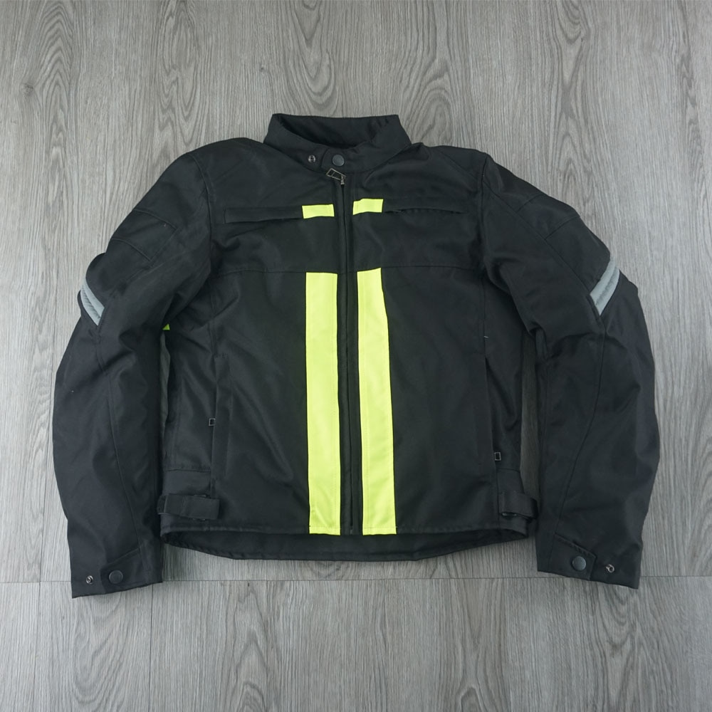 Motorcycle Jackets 46 Moto GP Racing suits Breathable Reflective Jacket motocross jackets Knight suit Riding with 5pcs protector