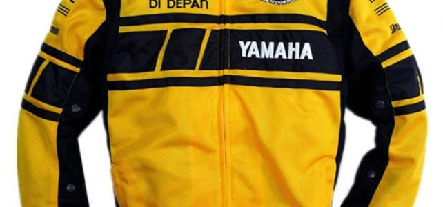 2018 MOTOGP 50-year Anniversary Jacket For YAMAHA Racing Team Summer Motorcycle Mesh Breathable Jacket With 5 Protective Gear Review