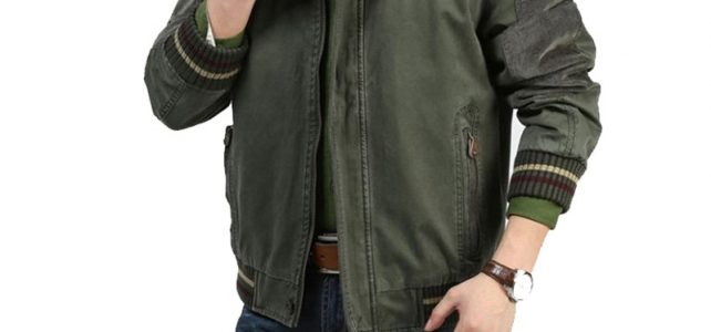 AFS JEEP Brand Winter Jacket Men 2018 New Casual Fashion Men's Coat Stand Collar Warm Windbreaker jaqueta masculina Jacket Men Review