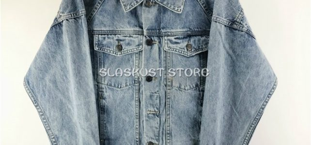 Best Version fear of god Distressed Raglan Denim Jackets Dropped Shoulder Vintage Stone Washed Oversized Coats Free Shipping Review