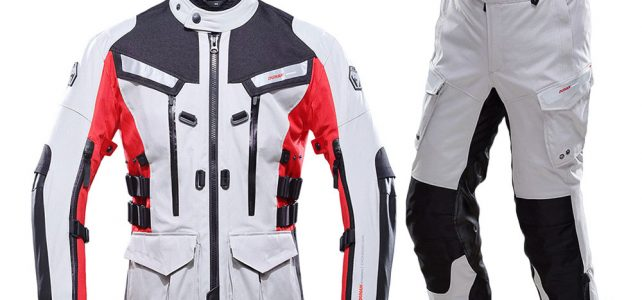 DUHAN Motorcycle Jacket Waterproof Moto Jacket Men's Motocross Clothing Motorcycle Suit With Elbow Shoulder Back CE Protector Review