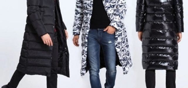 Men's jacket 2018 winter new thick raccoon fur collar super long 90 white duck down coat large size outdoor camouflage clothing Review