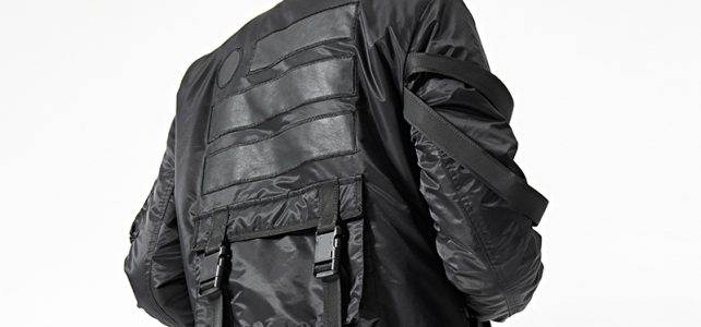 Military Adjustable Buckle Straps Bomber Jacket Mens 2018 Lightly Padded Aviator Jackets Four Colors Free Shipping Review