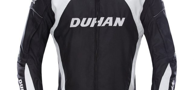 Moto DUHAN Motorcycle Mens Riding Sport Oxford Jacket Clothing Motocross OffRoad Protection Coat Winter Winter CE Approved Review