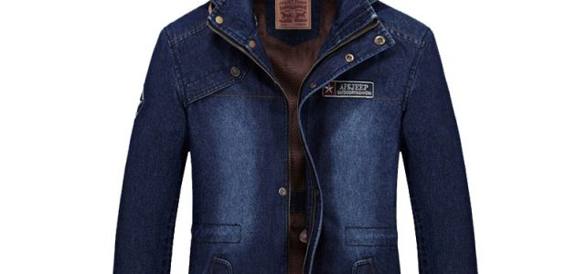 2017 New Arrival Brand Clothing Men Denim Jacket M~3XL Overcoat Slim Fit Casual Jacket Coats CLOTHES Long Sleeve Hooded Fashion Review