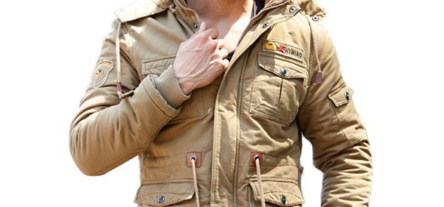 2017 Winter Jacket Men Velvet Thick Army Style Warm Bomber Hoodies Cotton Jaquetas Military Male Jacket Hooded Casual Mens Coats Review