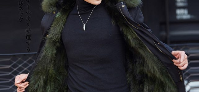 2018 New Winter Natural Raccoon Fur Coat Men Warm Thicked Jacket Casual Hooded Large Fur Overcoat Male Parkas Plus Size 4XL Review