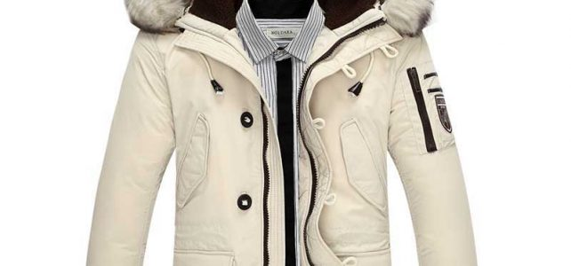 2018 new brand clothing jackets thick keep warm men is down jacket high quality fur collar hooded down jacket winter coat Male Review