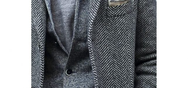 CUSTOM MADE Tweed Coat Blazer Jacket, BESPOKE Tailored Mens Tweed Jacket Review