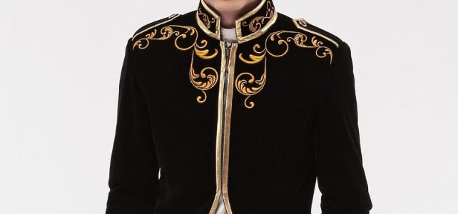 FanZhuan free shipping new male mens gentleman long sleeved Slim suit blazer jacket luxury high-end 14065 embroidered Groom coa Review