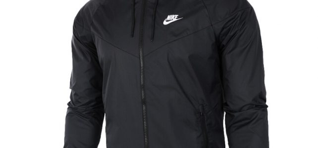 Original New Arrival 2018 NIKE Sportswear Windrunner Men's Jacket Hooded Sportswear Review