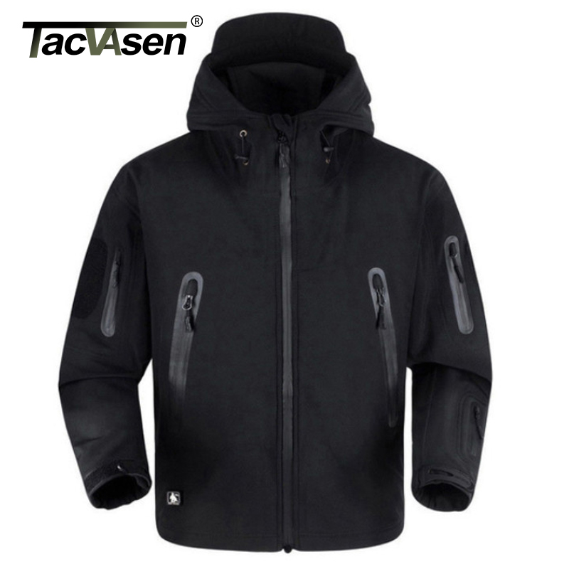 TACVASEN Thermal Upgraded V5.0 Military Tactical Jacket Men Breathable Waterproof Windproof Soft Shell US Army oats TD-YCXL-001